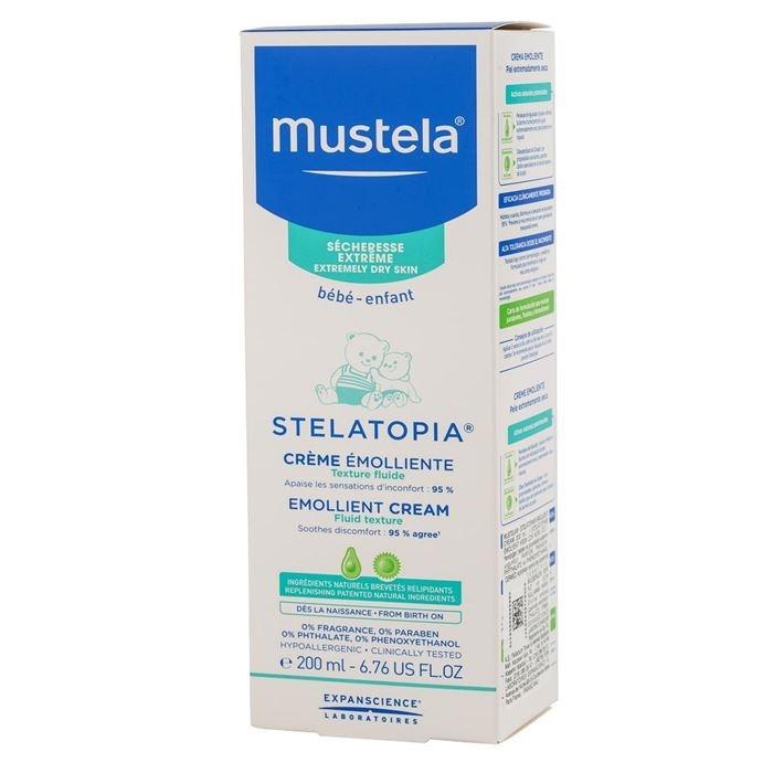 Mustela Stelatopia Moisturizing Cream 200ml